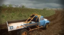 Zil Truck Rallycross Photo