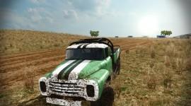 Zil Truck Rallycross Wallpaper