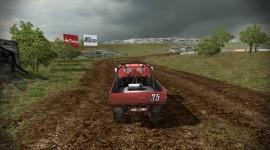Zil Truck Rallycross Wallpaper For PC