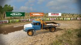 Zil Truck Rallycross Wallpaper Full HD