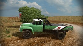 Zil Truck Rallycross Wallpaper HQ