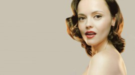 4K Christina Ricci Wallpaper Free