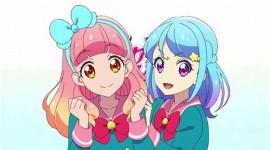 Aikatsu Friends Wallpaper