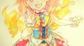 Aikatsu Friends Wallpaper For IPhone#1