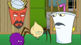 Aqua Teen Hunger Force Desktop Wallpaper