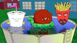 Aqua Teen Hunger Force Wallpaper Full HD