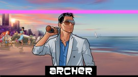 Archer Vice Photo