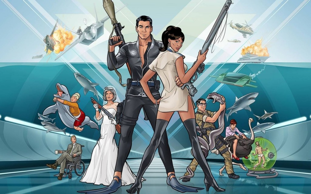 Archer Vice wallpapers HD