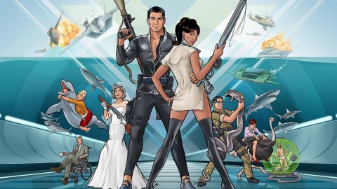 Archer Vice wallpapers high quality