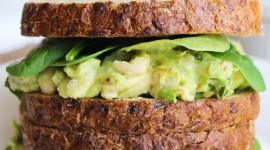 Avocado Sandwich Best Wallpaper