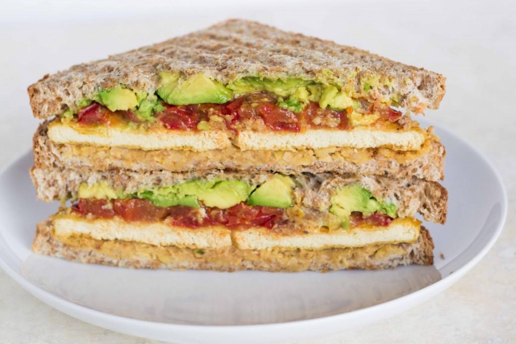 Avocado Sandwich wallpapers HD