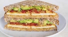 Avocado Sandwich High Quality Wallpaper