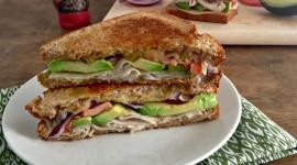Avocado Sandwich Wallpaper For Desktop