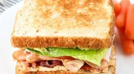Avocado Sandwich Wallpaper For IPhone