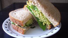 Avocado Sandwich Wallpaper For PC