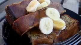 Banana Toast Wallpaper Full HD