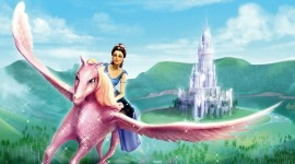 Barbie & The Diamond Castle Image