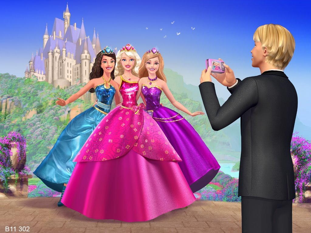 Barbie The Diamond Castle Wallpapers High Quality Download Free