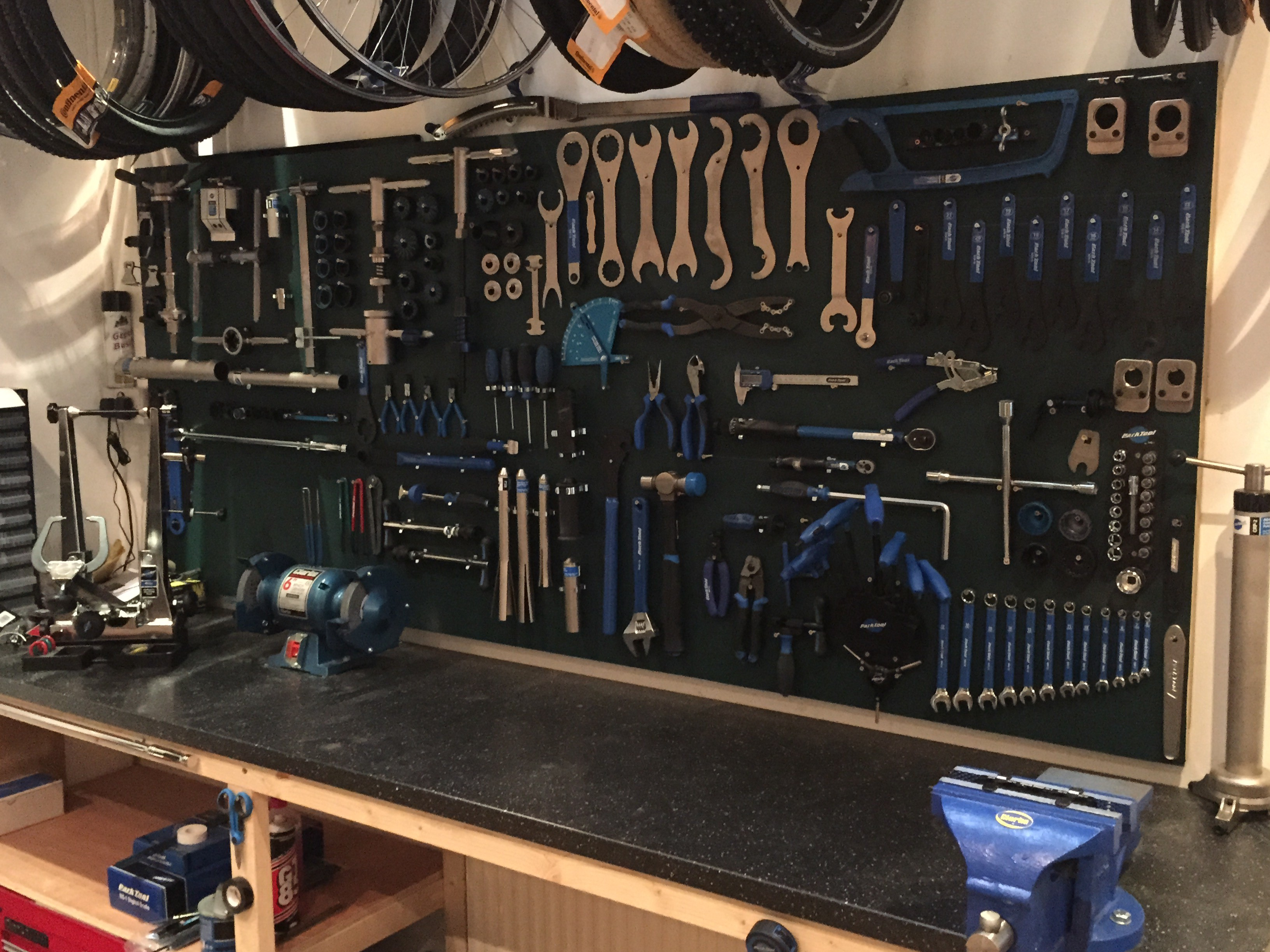 Bicycle Workshop Wallpapers High Quality Download Free