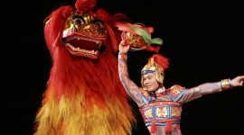 Chinese Circus Wallpaper Download Free