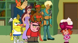 Drawn Together Wallpaper Gallery