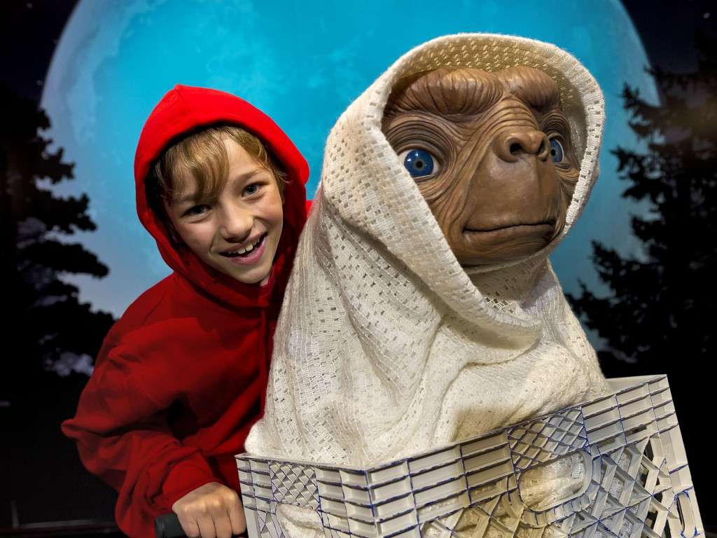 E.T. The Extra-Terrestrial wallpapers HD