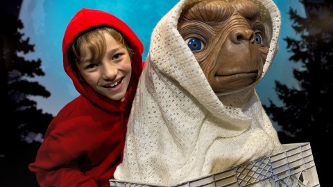 E.T. The Extra-Terrestrial wallpapers high quality