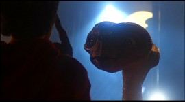 E.T. The Extra-Terrestrial Photo
