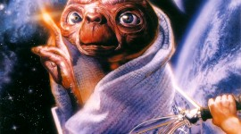 E.T. The Extra-Terrestrial Wallpaper For PC