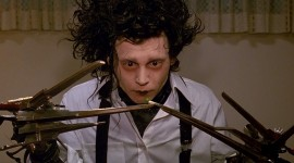 Edward Scissorhands Wallpaper 1080p