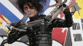 Edward Scissorhands Wallpaper For Android