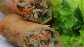 Egg Roll Wallpaper Download Free