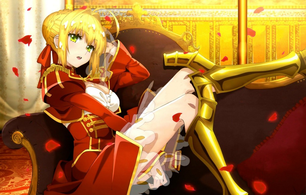 Fate Extra Last Encore wallpapers HD