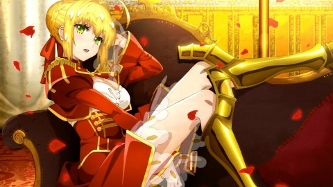 Fate Extra Last Encore wallpapers high quality