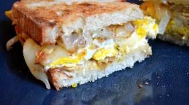 Fried Eggs In Bread Wallpaper Gallery