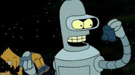 Futurama Bender's Photo