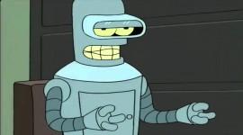 Futurama Bender's Photo Free