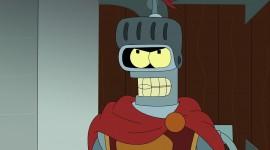 Futurama Bender's Wallpaper 1080p