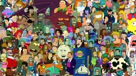 Futurama Bender's Wallpaper For Desktop