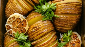 Garlic Potatoes Wallpaper Gallery