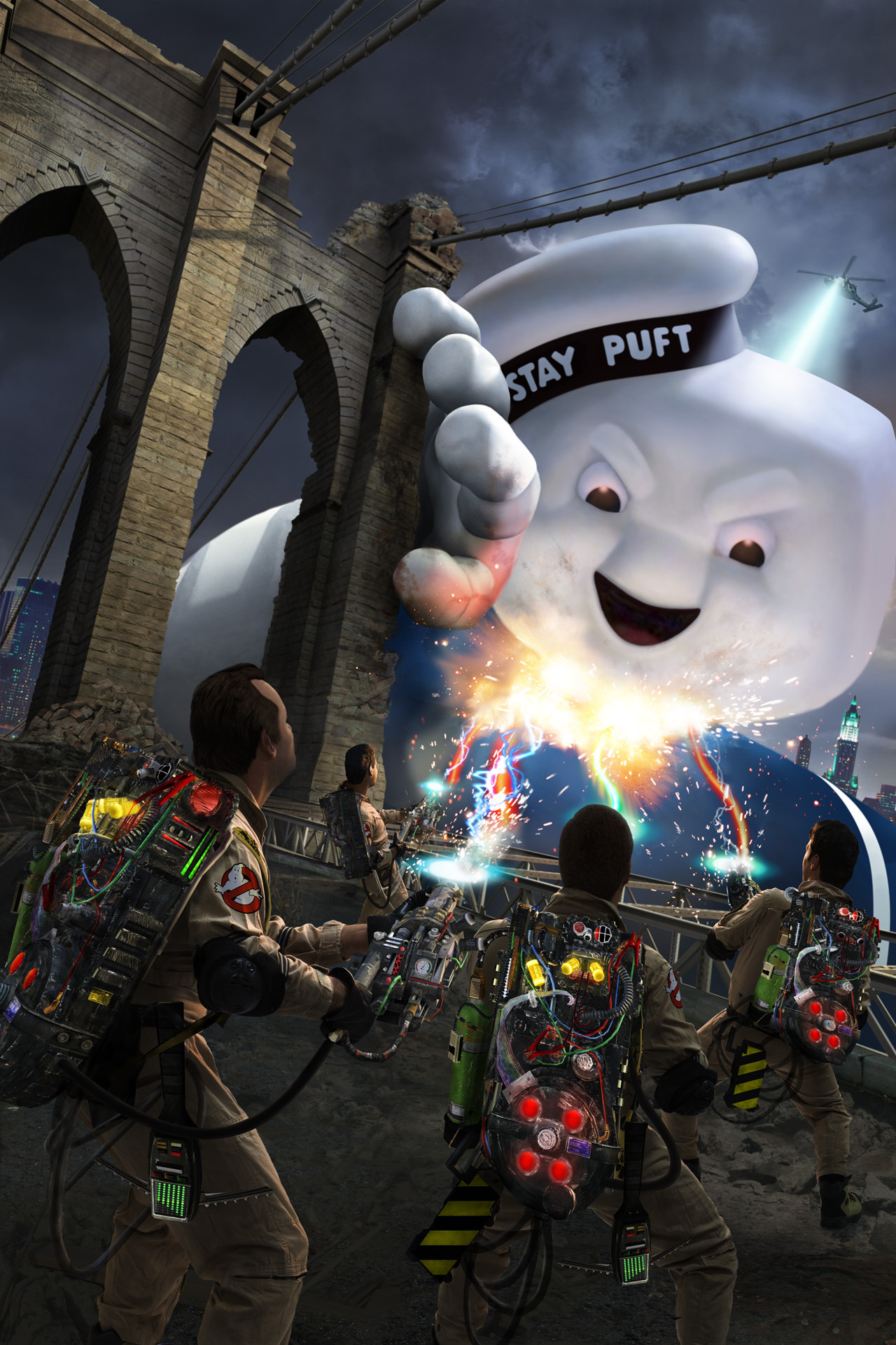 Ghostbusters Wallpapers High Quality Download Free