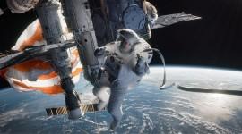 Gravity In Space Wallpaper Full HD