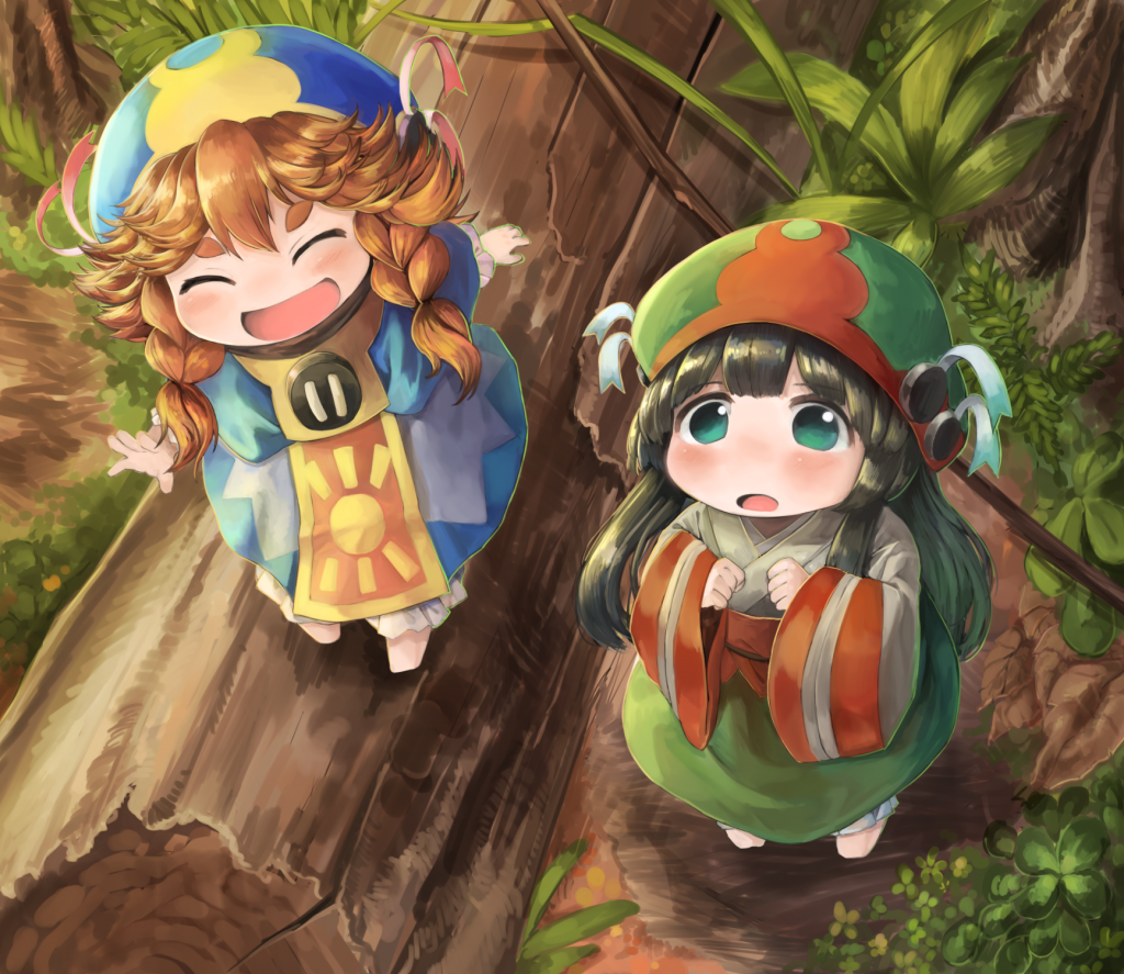 Hakumei And Mikochi wallpapers HD