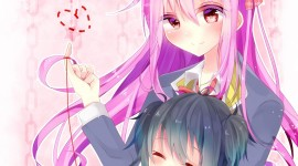 Happy Sugar Life Wallpaper For IPhone