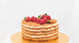 Honey Cake Wallpaper Download Free