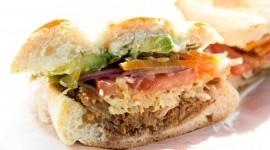 Hot Sandwiches Desktop Wallpaper For PC