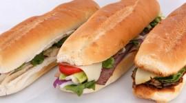 Hot Sandwiches Wallpaper HD