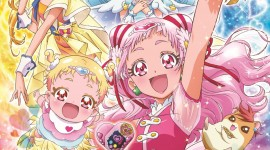 Hugtto Procure Wallpaper For IPhone#2