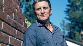 Kirk Douglas Wallpaper For IPhone