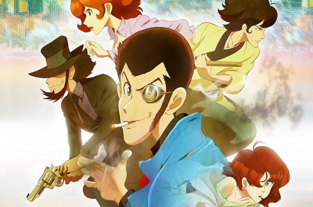 Lupin III Part V wallpapers HD